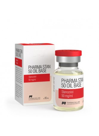 Pharma Stan 50 Oil Base